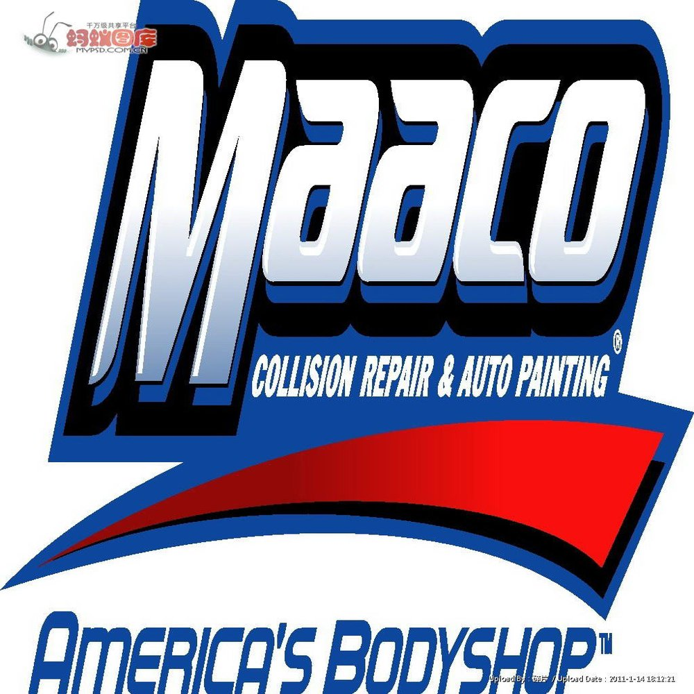 Maaco Auto Body Repair Shop Car Painting