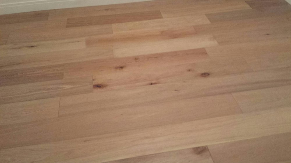 Comment from Priscila R. of Adkins Hardwood Floor Service Business Manager - Adkins Hardwood Floor Service - Last Updated June 11, 2017 - 19