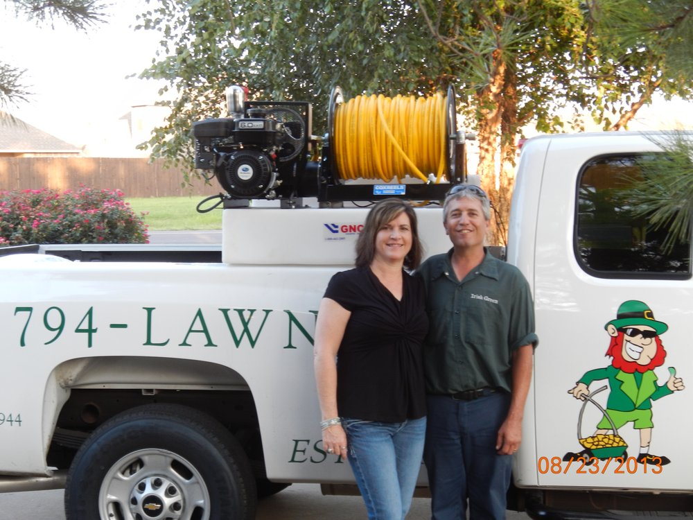 Comment From Shar M Of Irish Green Lawn Care Business Owner