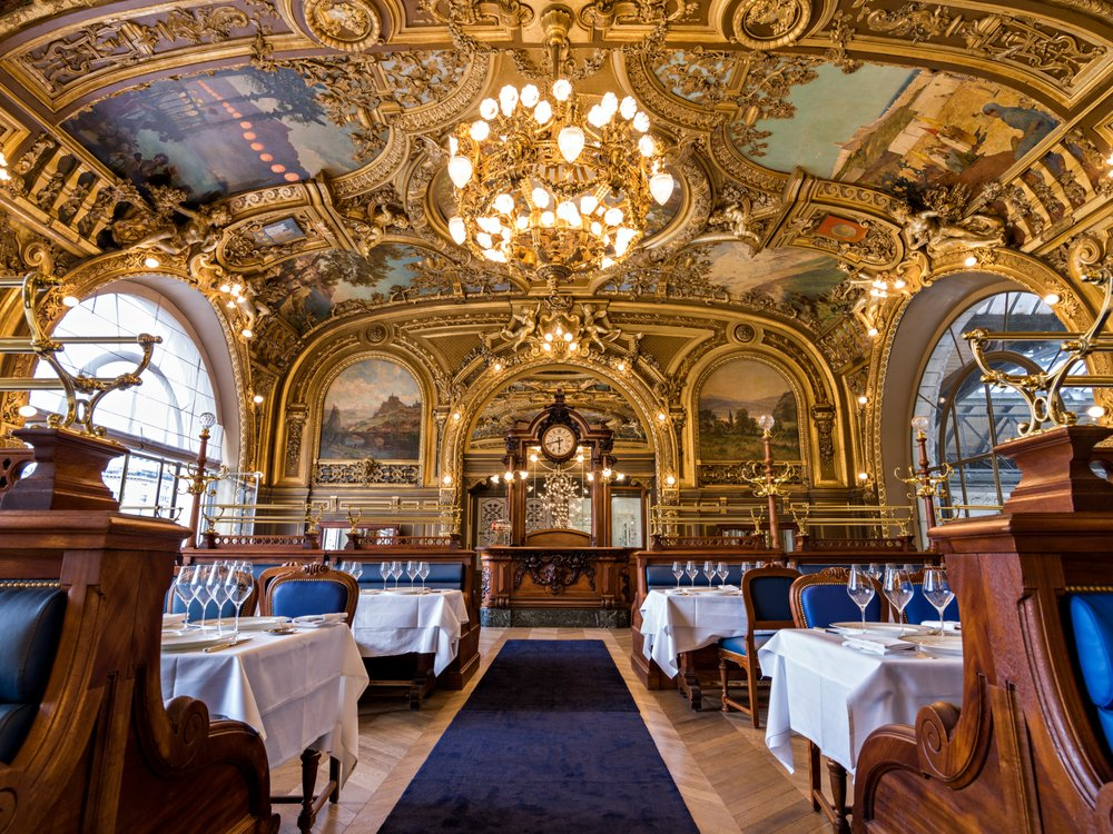 Restaurant Very Paris