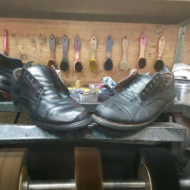 Billy Shoe Repair Nashville Tn