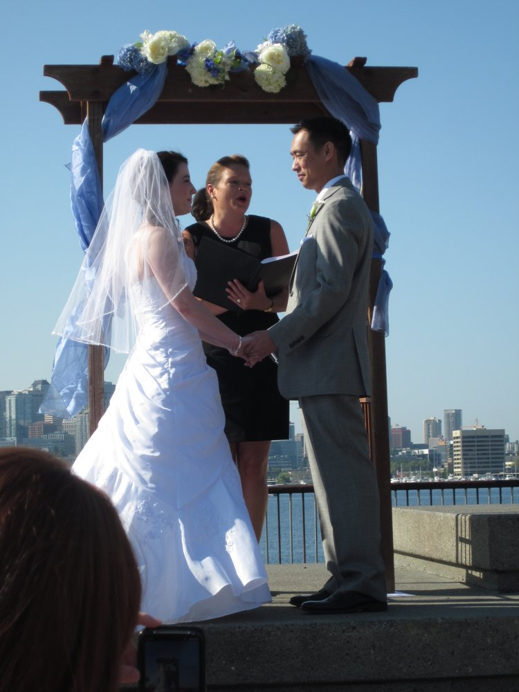 Comment From Elaine W Of Seattle Wedding Officiants Business Owner