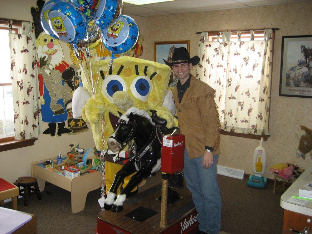 Kids Cowboy Dentistry