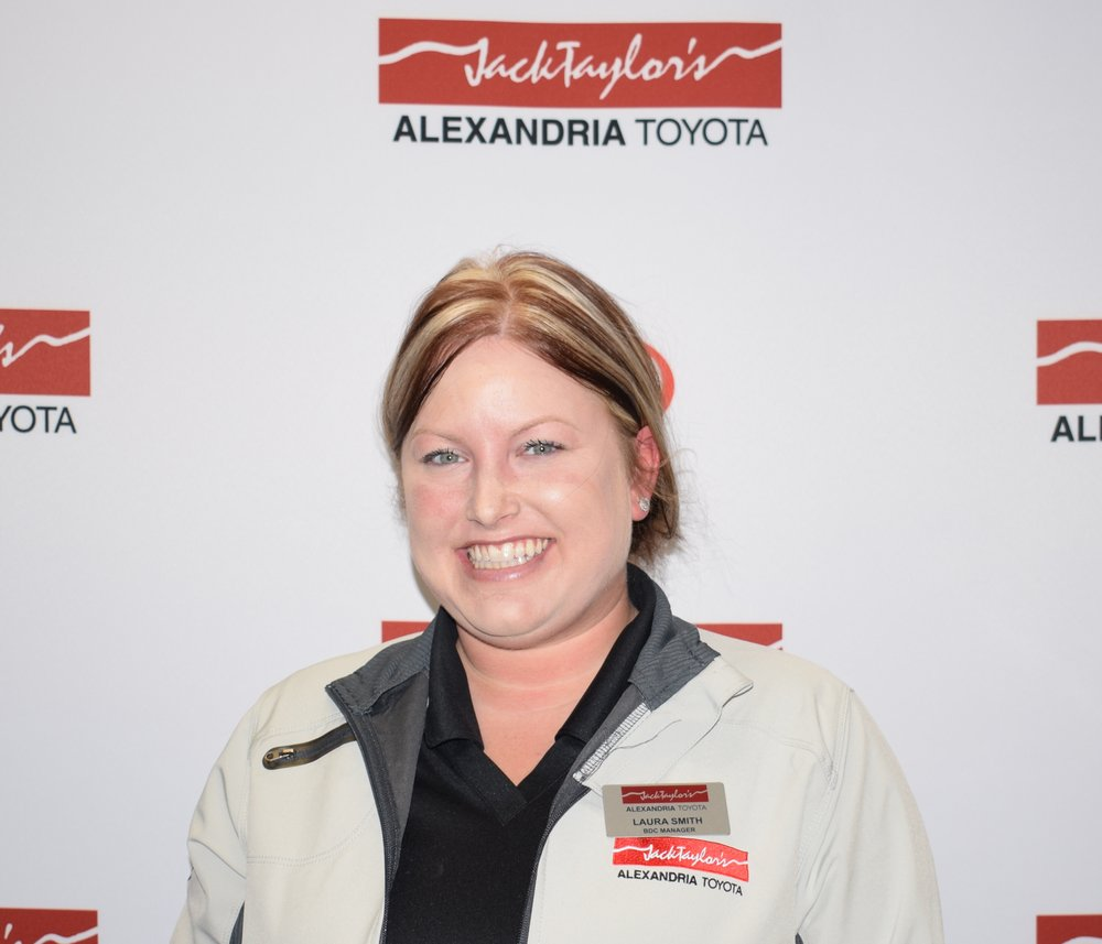 Comment From Laura S Of Jack Taylor Alexandria Toyota Business Customer Service