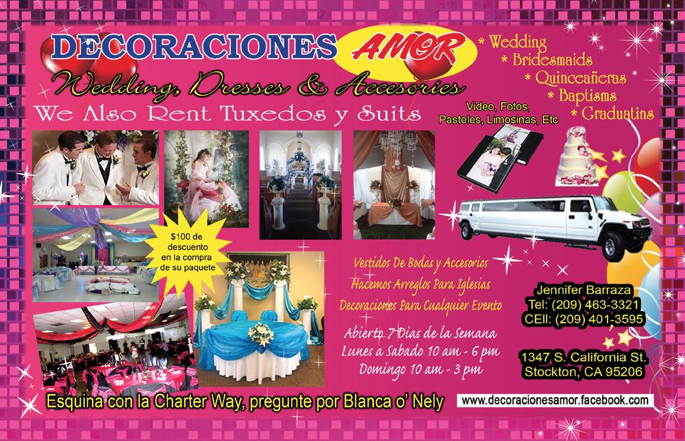 Decoraciones Amor - 14 Reviews - Party Supplies - 1347 S California ...