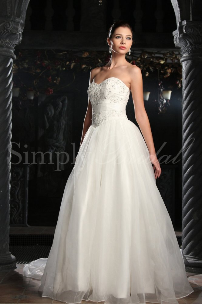 Simplybridal showroom 131 photos 246 reviews bridal for Cheap wedding dresses in los angeles
