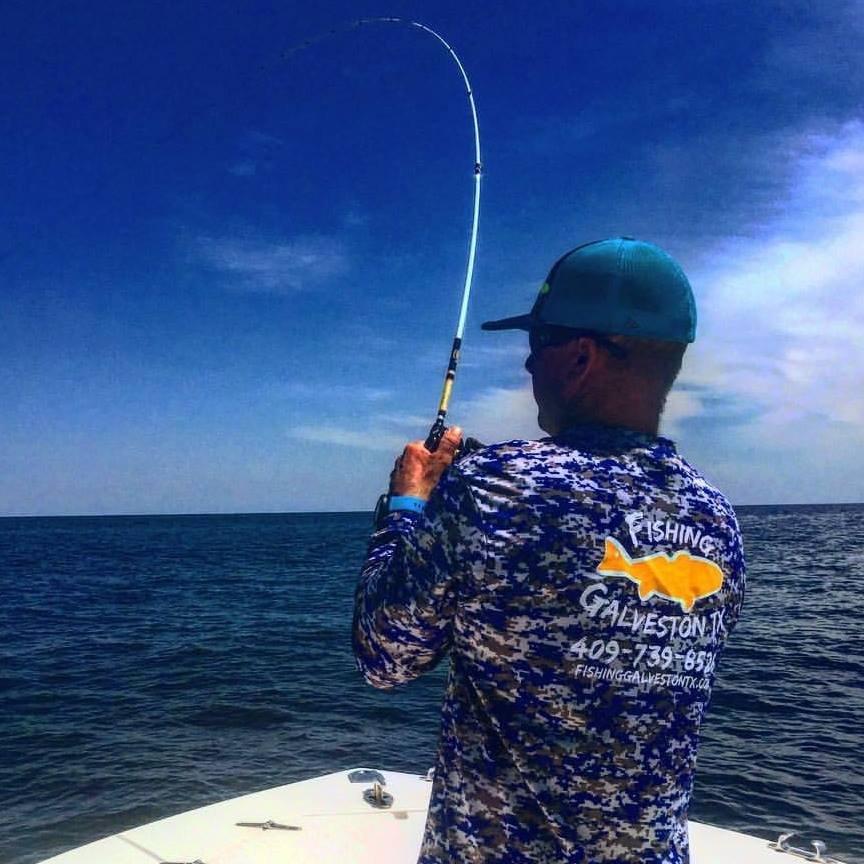 Fishing galveston tx 42 photos fishing 5225 ave u for Good fishing spots in galveston