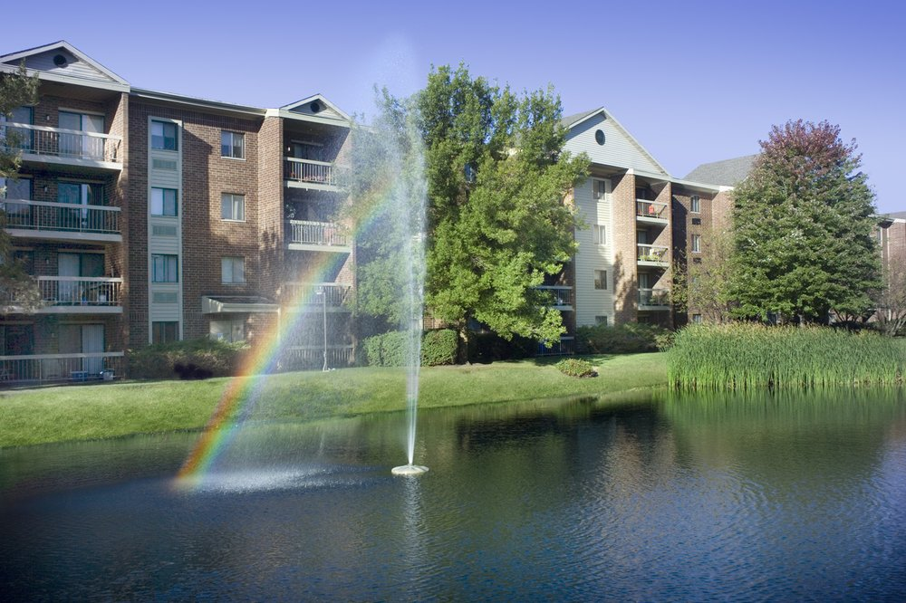 Clover Creek Apartments Lombard Il