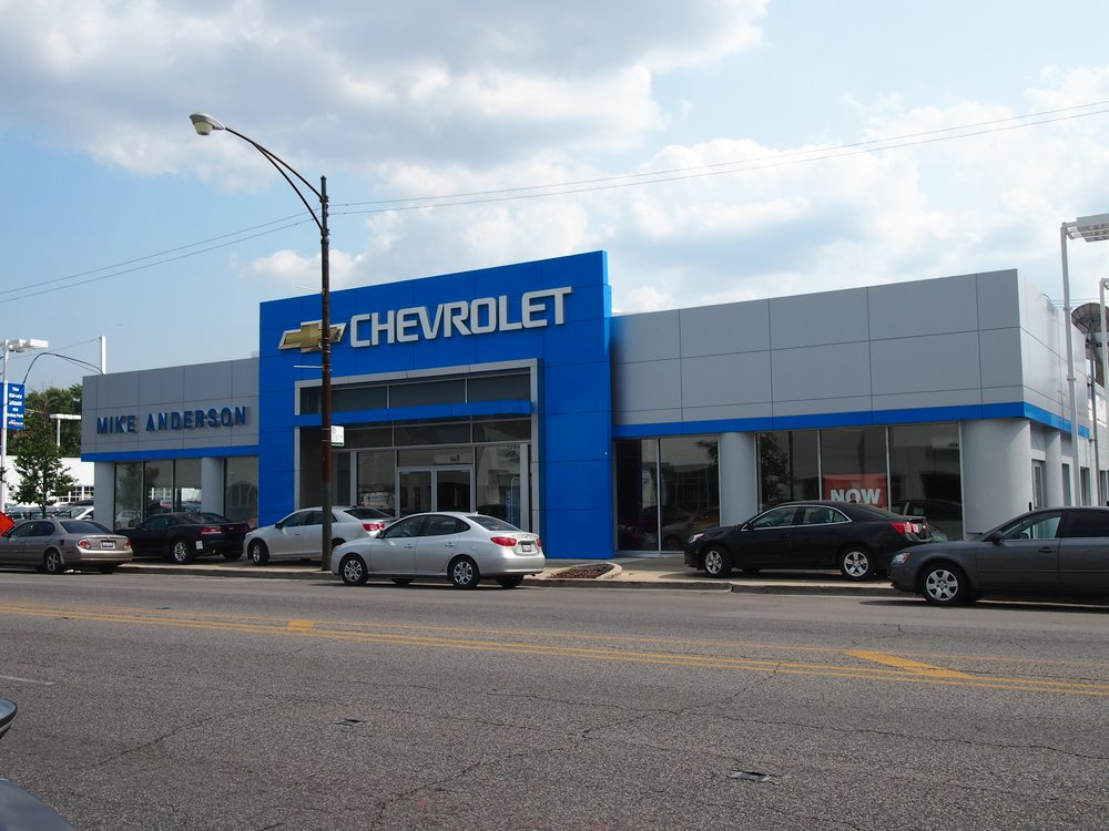 mike anderson chevrolet of chicago 14 photos 103 reviews car dealers 5333 w irving park