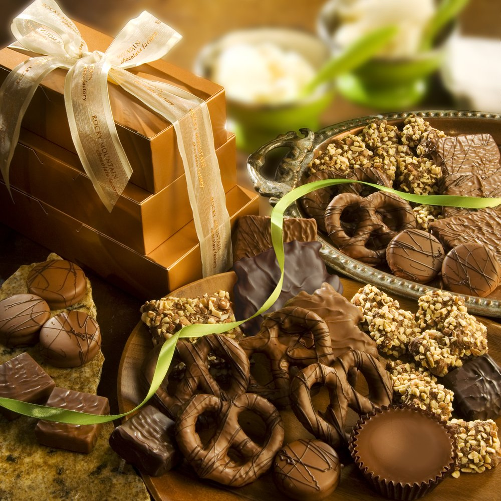 Rocky Mountain Chocolate Factory - 26 Photos - Chocolatiers ...