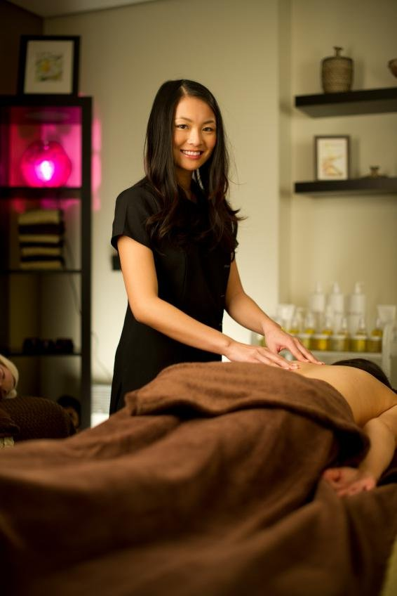 Asian massage in new england