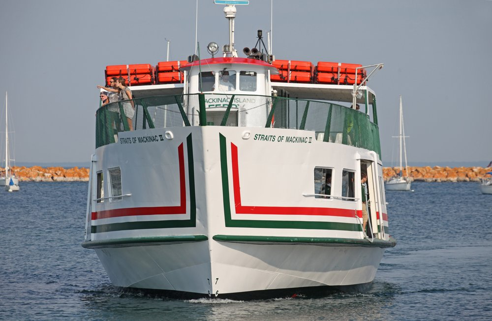 Arnold mackinac island ferry discount coupons