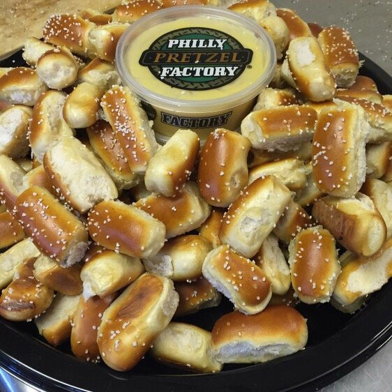 photo relating to Philly Pretzel Factory Coupons Printable called Philly pretzel manufacturing facility discount codes eatontown nj / Significance basket