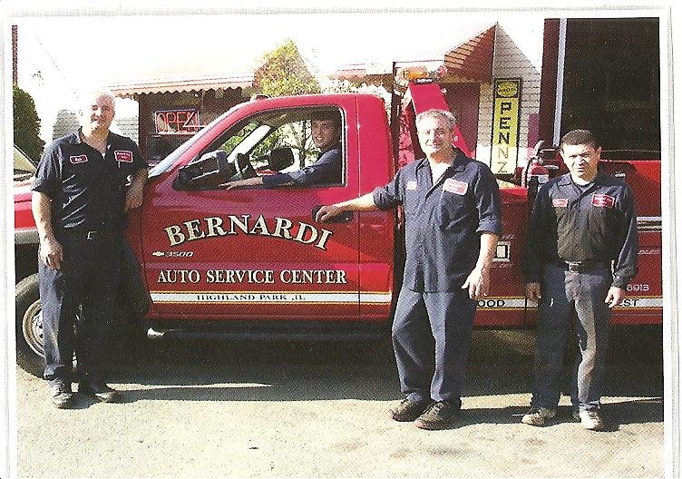 Bernardi auto service center 10 reviews auto repair for M i motors highland park il 60035