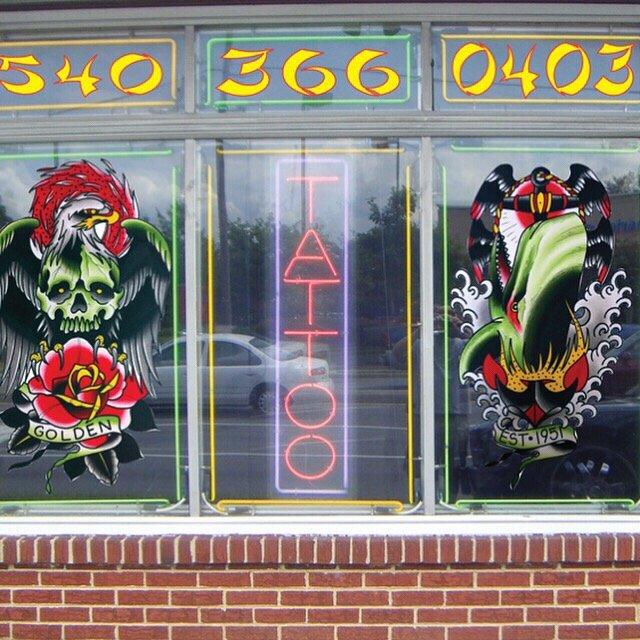 Skin thrills tattoo body piercing studio 129 photos for Tattoo shops roanoke va