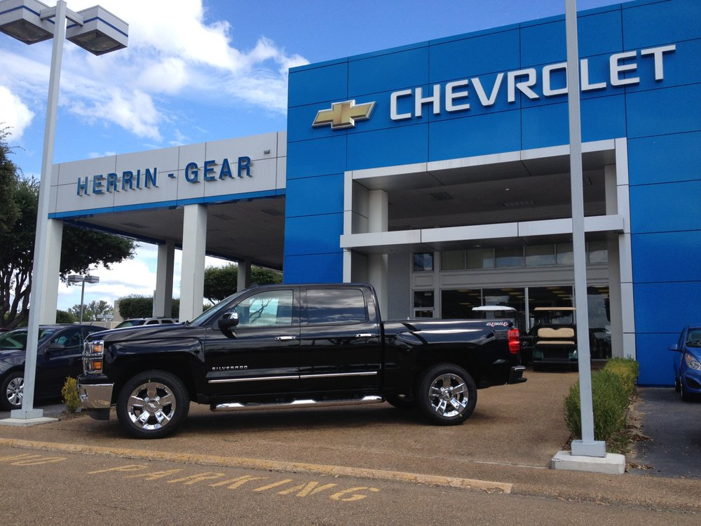 herrin gear chevrolet - auto repair - 1685 high st, jackson, ms