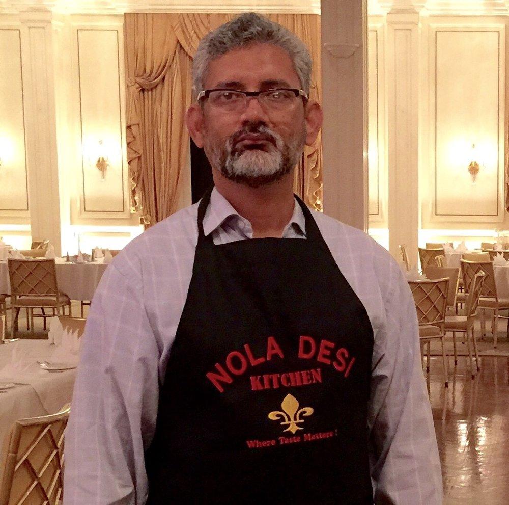 Nola Desi Kitchen Menu