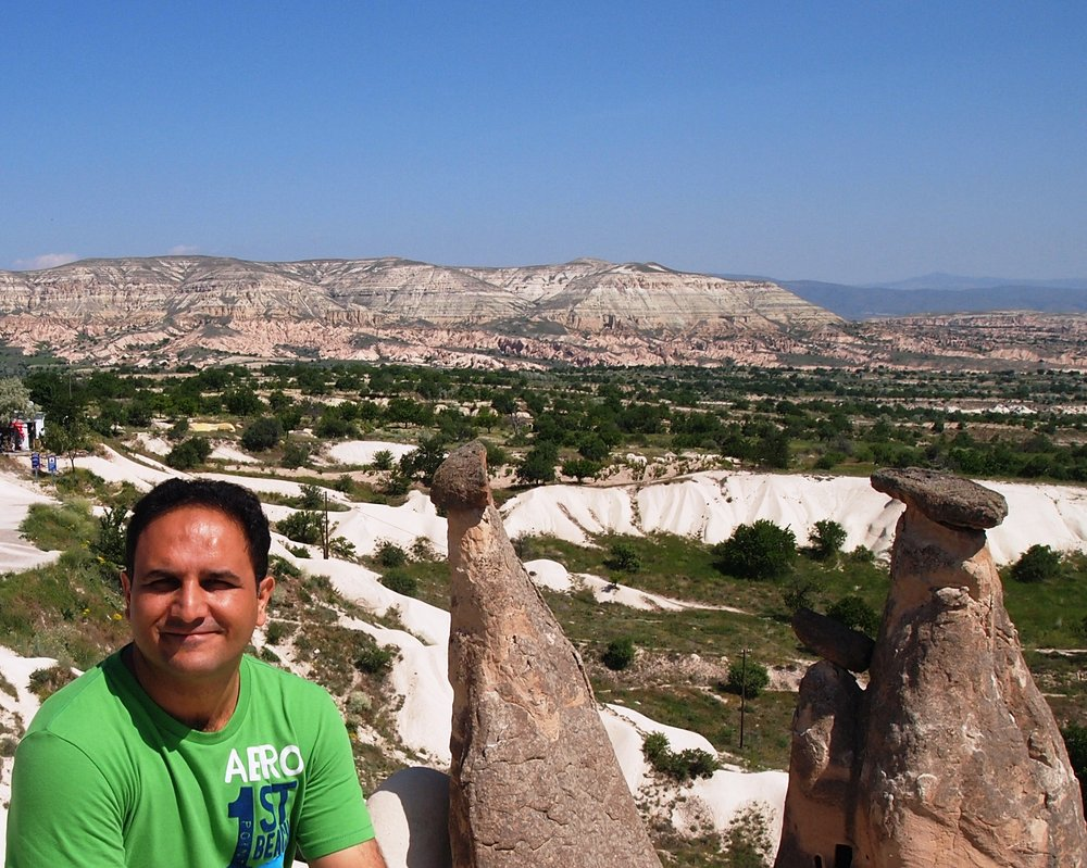 How to travel from Cappadocia to Pamukkale - Pamukkale Forum