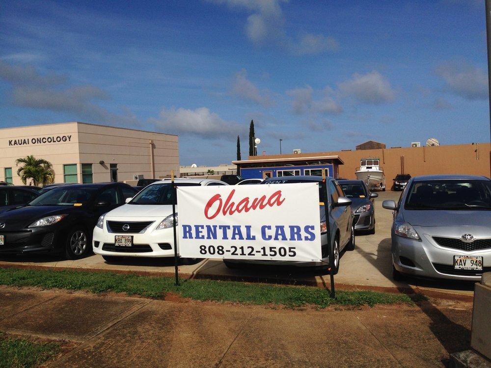 Rental Cars Lihue Kauai Hi