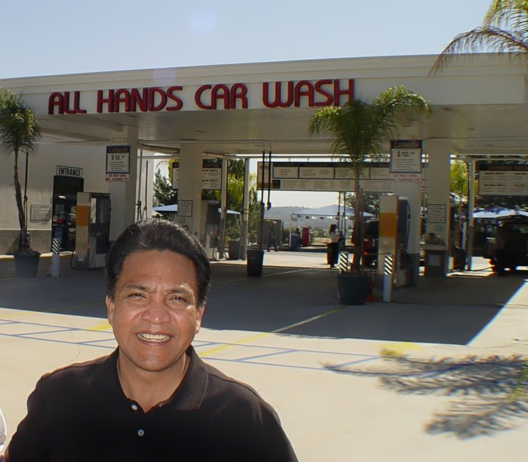 aliso viejo car wash	  All Hands Carwash - 98 Photos