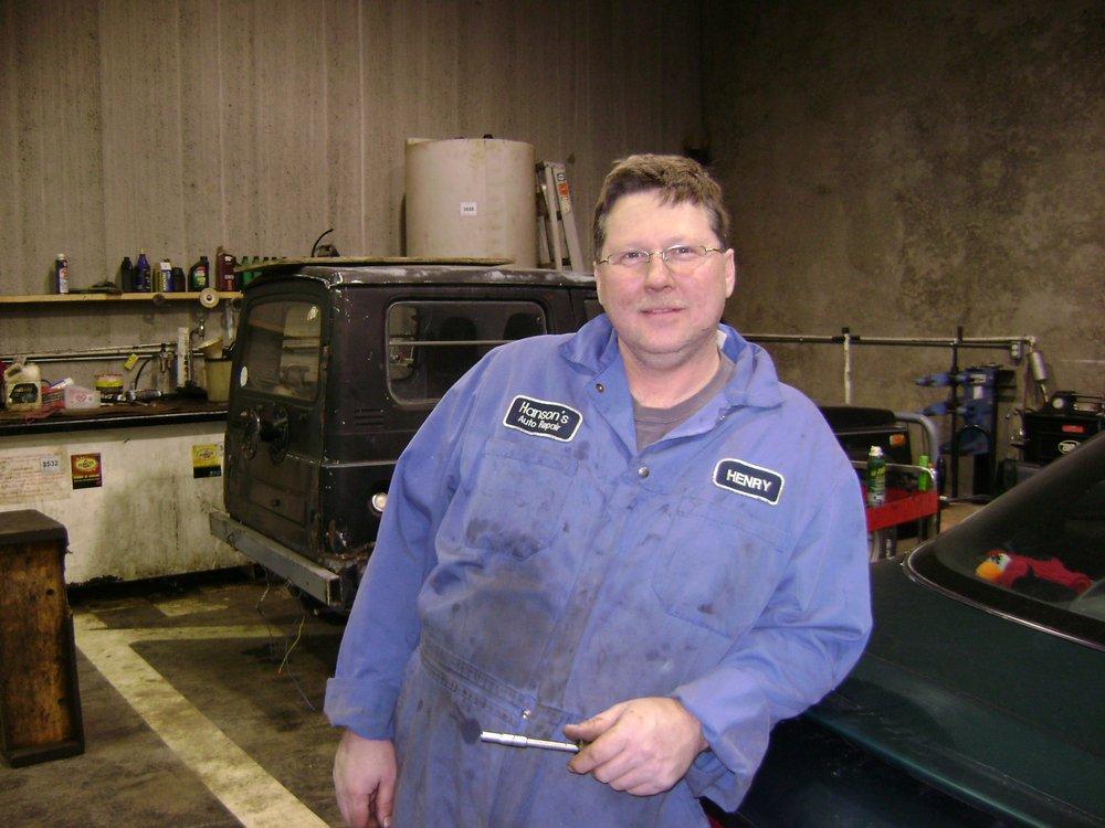Hanson s auto repair 18 photos r paration auto 2b for Hanson motors service department