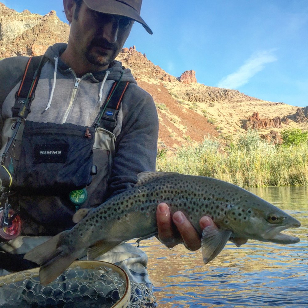 Jump creek flies hunting fishing supplies 201 w for Idaho fish and game phone number