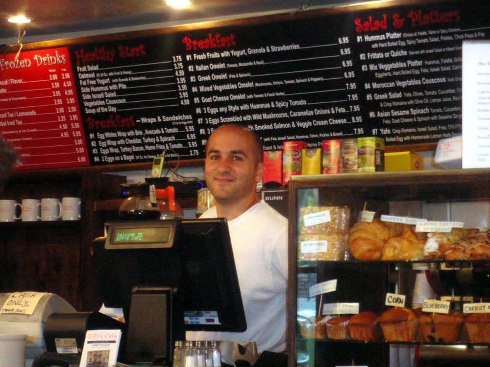 Effy S Cafe Upper East Side