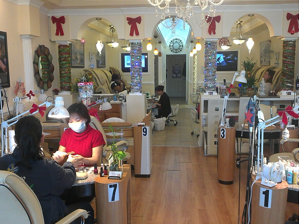 The Nail Shop Virginia Beach Blvd