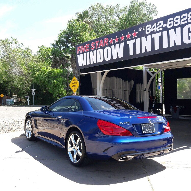 Five star window tinting 52 photos 48 reviews car for Five star windows