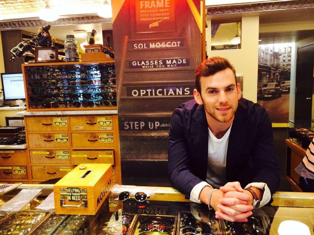 493ee35f21d9 Moscot - Union Square - 25 Photos & 130 Reviews - Optometrists - 555 ...