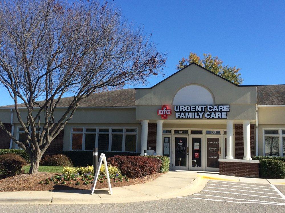 Urgent Care Cary Nc