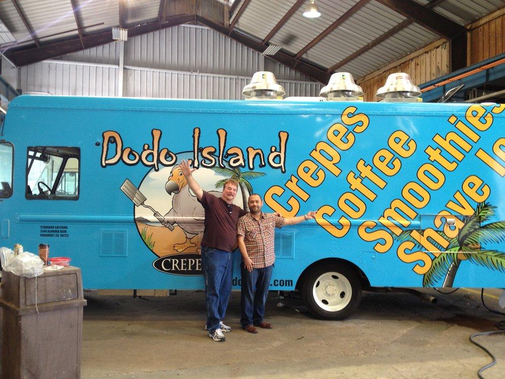Dodo Island Food Truck