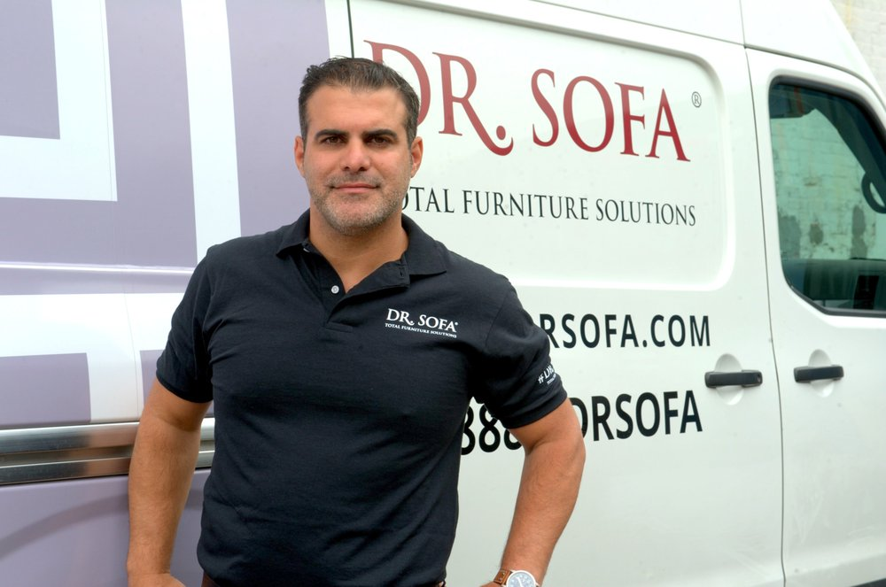 Comment From Shlomi G Of Dr Sofa Business Owner