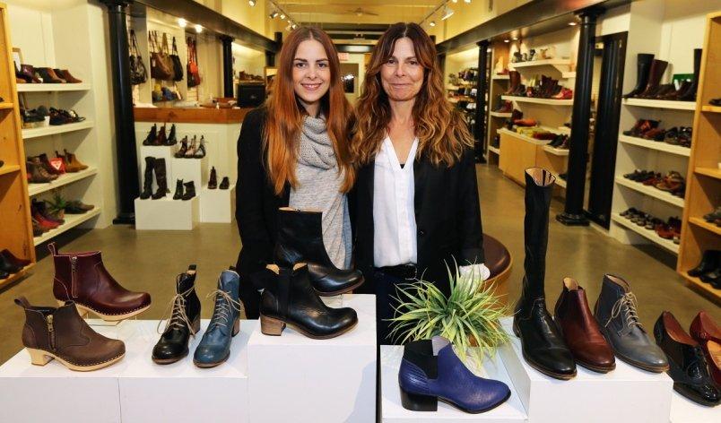 Footloose Victoria Shoe Store