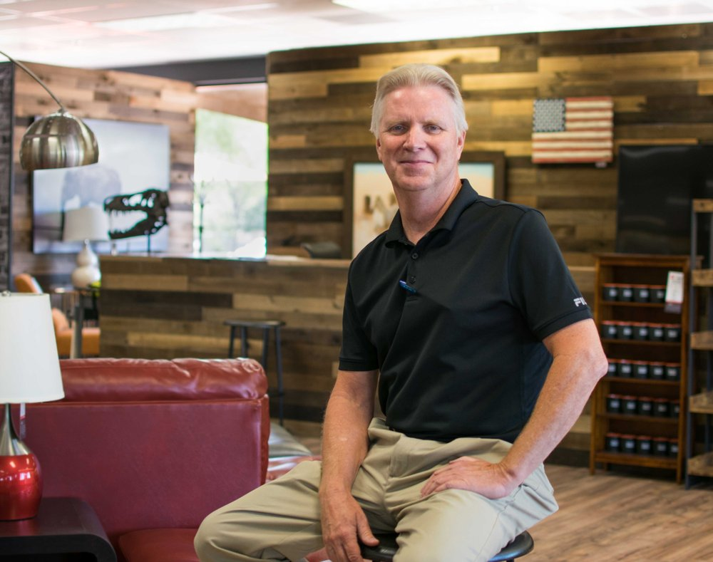 Comment From Bill B. Of Phoenix Furniture Outlet Business Manager