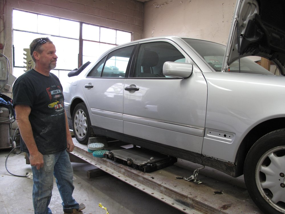 Auto Body and Repair Businesses for Sale  Buy Auto Body