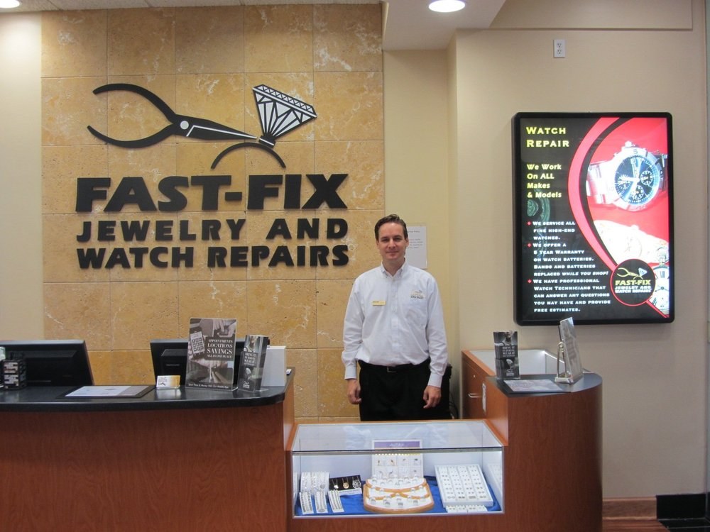 Fast fix jewelry and watch repairs 19 reviews watch for Fast fix jewelry repair