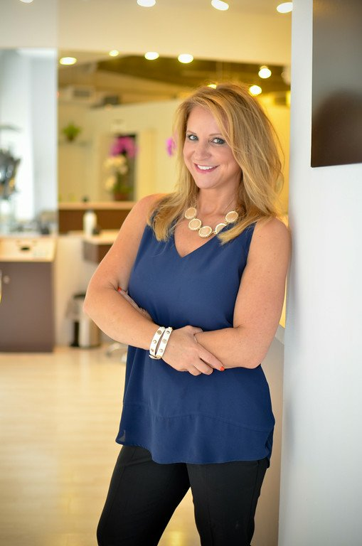 Gloss hair salon 11 photos 12 reviews hair salons for Renee hair salon