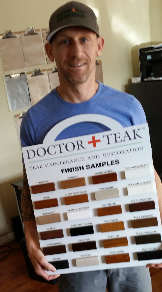 Doctor Teak Closed Refinishing Services 21 Sw 5th St