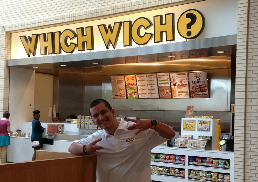 Which Wich Order Food Online 12 Reviews Sandwiches
