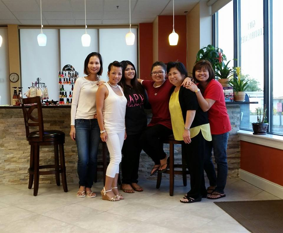 Comment From Tuyet T Of 5 Elements Skin And Nails Spa Business Owner