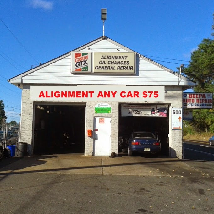 Deepa Auto Repair Auto Repair 1649 Stelton Rd