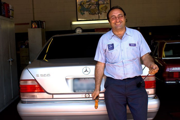 Johanns independent mercedes repair