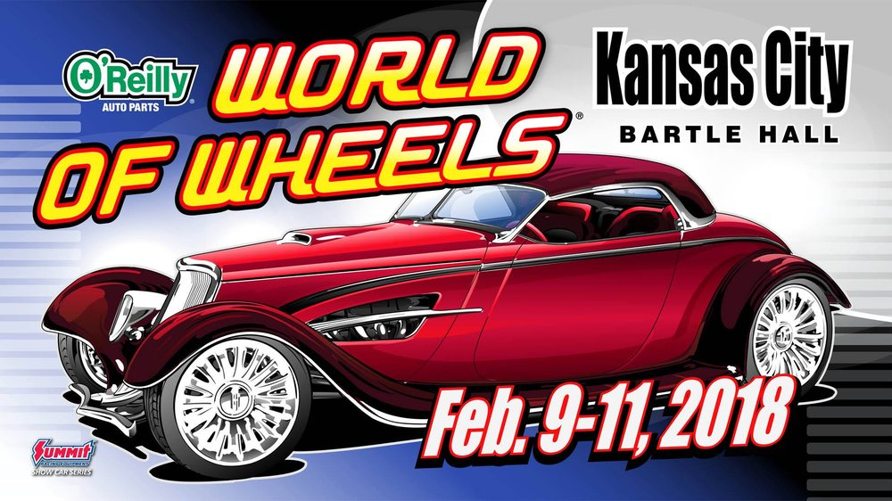 O\'Reilly Auto Parts World of Wheels, Kansas City | Events - Yelp