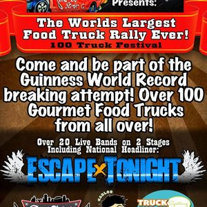 World S Largest Food Truck Rally Tampa
