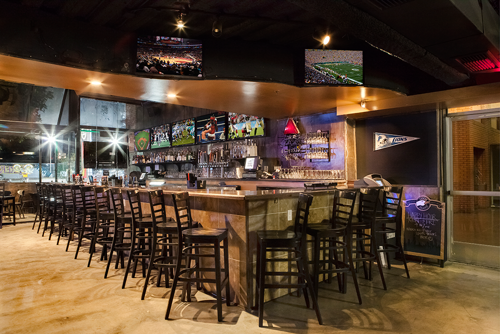 Mingle With New Friends At The Man Cave Ultimate Sports Bar Lounge