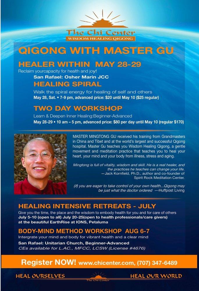 Chi Master Healer