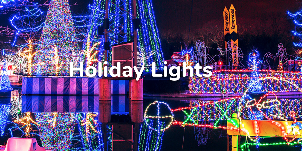 Holiday Lights at Kennywood, West Mifflin | Events - Yelp