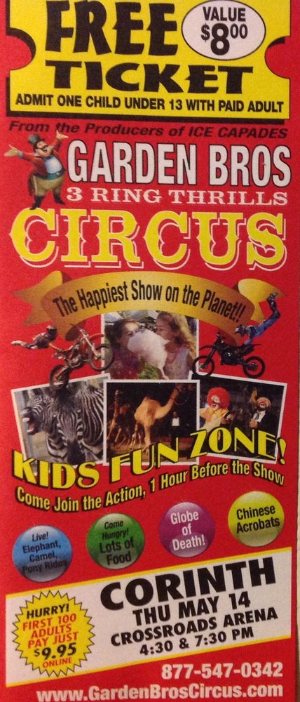 Garden Brothers Circus Photos Yelp