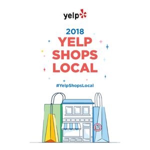 San Francisco's Yelp Shops Local!